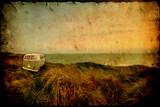 Retrobild - Strandcamper