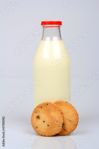 Milk and Cookies-two