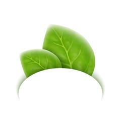 label & leaves