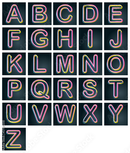 Alphabet_Lumineux