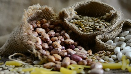 dried legumes