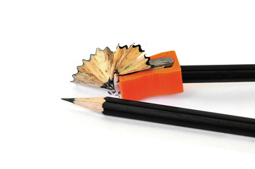 pencil sharpener shavings