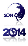 2014 year of horse.2 signs.
