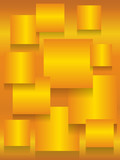 Gold square boards background