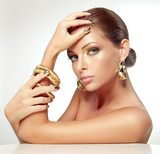 Fashion  Girl Portrait - 57996938