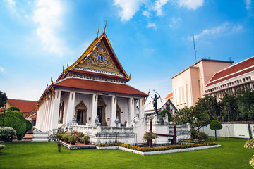 The National Museum, Bangkok, Thailand.
