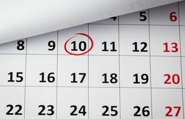 Setting a date