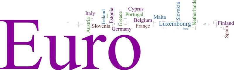 Word Cloud: Euro