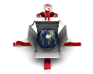 Весь мир в подарок