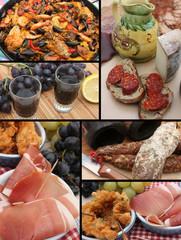 Gastronomie Espagnole et Catalane
