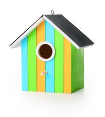 Funny bird box