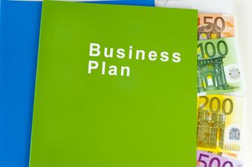 Businessplan und Geld