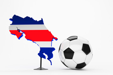 Fussball - Costa Rica