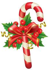 Christmas сaramel сane