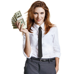 Charming gestures with cash
