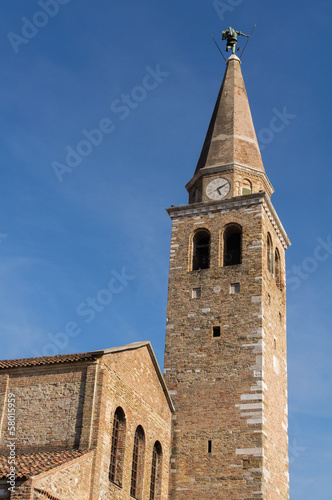 Grado, Italy: Old church