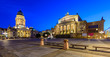 German Cathedral and Konzerthaus, Berlin, Germany