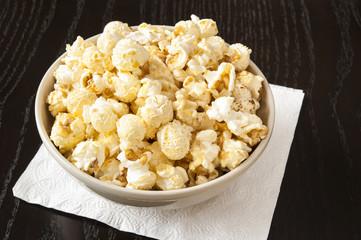 Dish of Popcorn