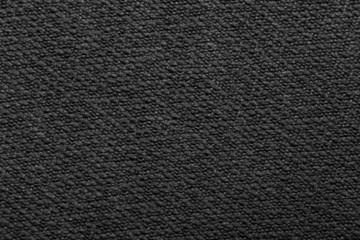 black velvet fabric as background. macro
