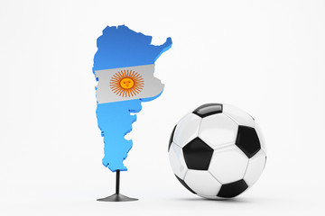 Fussball - Argentinien