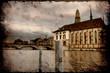 Retrobild - Zuricher Wasser