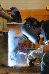 welding slot