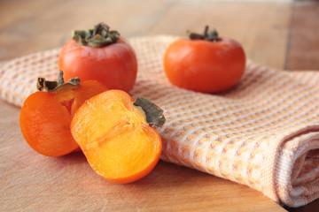 Sunny persimmon