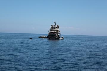 barca mare