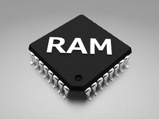 RAM (Random-access memory) chip