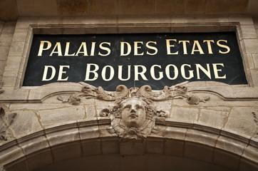 Palais des états de Bourgogne à Dijon