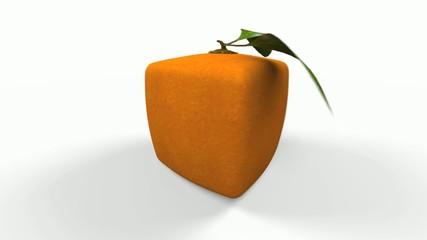 orange cube +alpha layer 1080i