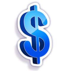 gommette-business dollar