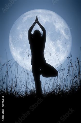 yoga pale moon