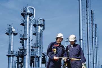 industry workers, oil and gas industry