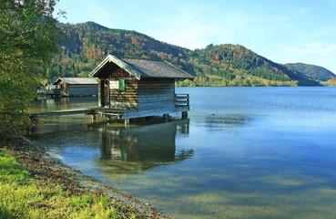 Bootshaus am Schliersee