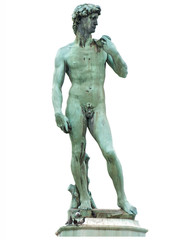Florence - David (Plazza Michelangelo)