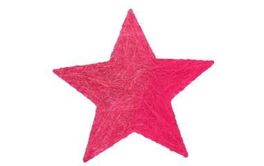 ein roter Stern