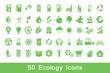 flat ecology elements