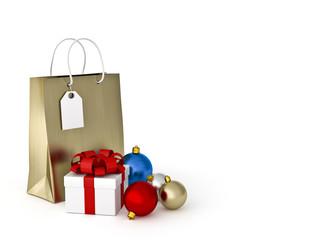 regali con palline di natale