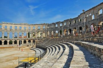 Pola, Anfiteatro romano