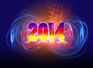 Arrival of 2014