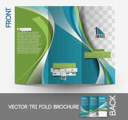 Architecture & Interior Designer  Brochure Design