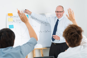 Classroom enthusiasm