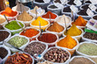 Indian colorful spices - 58060777