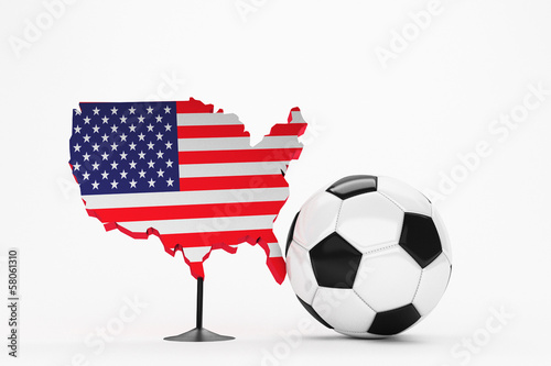 Fussball - USA