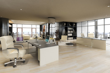 Office Penthouse