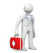 Doctor Stethoscope Case