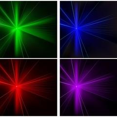 Laser Rays Set