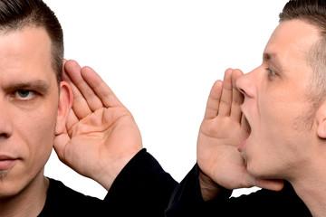 Hören und Sagen