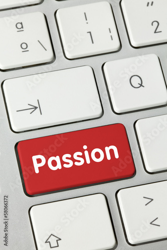 Passion keyboard